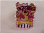 Disney Trading Pin 126221 HKDL - Popcorn and Pretzel Mystery Collection - Lotso