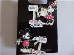 Disney Trading Pin 126336 Minnie and Mickey Mailbox Sweethearts - 2 pin Set