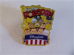 Disney Trading Pin 126392 HKDL - Popcorn and Pretzel Mystery Collection - Tsum Tsum