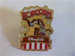 Disney Trading Pin 126394 HKDL - Popcorn and Pretzel Mystery Collection - Chip and Dale