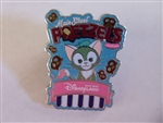 Disney Trading Pin 126395 HKDL - Popcorn and Pretzel Mystery Collection - Gelatoni