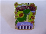 Disney Trading Pin 126397 HKDL - Popcorn and Pretzel Mystery Collection - Rex