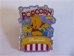 Disney Trading Pin 126398 HKDL - Popcorn and Pretzel Mystery Collection - Pooh