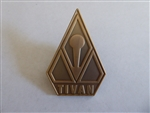 Disney Trading Pin 126502 DCA - Guardians of the Galaxy - Mission: Breakout! Tivan Collection Logo