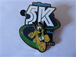 Disney Trading Pin 126525 WDW - runDisney Marathon Weekend 2018 - 25th Anniversary - 5K Event Pin
