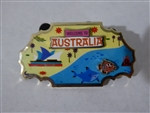 Disney Trading Pin 126634 Disney Movie Rewards - Around the World Pin Collection - Australia - Nemo