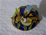 Disney Trading Pin 126677 DLR - Under the Sea Bi-Monthly Collection: Jiminy Cricket