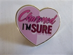 Disney Trading Pin 126819 Oh My Disney Pin Set - Heart - Charmed I'm Sure