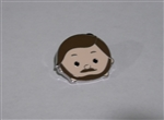 Disney Trading Pin  126923 Star Wars - Tsum Tsum Mystery Pin Pack - Series 3 - Young Obi-Wan Kenobi