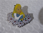 Disney Trading Pin 127150 Alice in Wonderland - Daisy Wreath