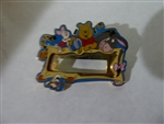 Disney Trading Pin 12718 WDW - Your Photo Here Frame (Pooh and Gang)