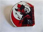 Disney Trading Pin  127206 Star Wars: The Last Jedi Starter Set - Join the Resistance Only