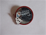 Disney Trading Pin 127269 DVC - Epcot - Moonlight Magic - Epcot - Olaf
