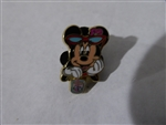 Disney Trading Pin 127281 WDW - Caribbean Beach - Under Construction - 3 pin set - Minnie Mouse Only