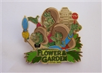 Disney Trading Pin   127341 WDW - Epcot International Flower and Garden Festival 2018 - Three Caballeros Topiary