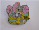 Disney Trading Pin  127343 Happy Easter - Thumper with Baby Chick