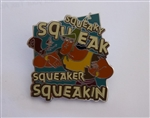 Disney Trading Pin  127344 Kronk Speaking Squirrel