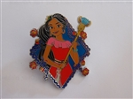 Disney Trading Pin   127347 Elena of Avalor Holding Scepter