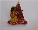 Disney Trading Pin   127348 Feliz Navidad - Elena of Avalor