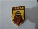 Disney Trading Pin  127548 Star Wars Retro Mystery Box - Jawas Tatooine Scavengers only