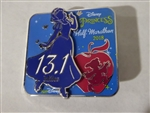 Disney Trading Pins 127603 runDisney - Princess Half Marathon Weekend 2018 - Half Marathon Logo Snow White