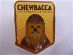 Disney Trading Pin 127697 Star Wars Retro Mystery Set - Chewbacca only