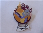 Disney Trading Pin  127730 DLP - My Cat - Kronk and Yzma