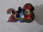 Disney Trading Pins 127732 Disney Parks Mystery Pin Set 2018 - Minnie