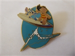 Disney Trading Pin  12774 DLR Cast Member - Lilo & Stitch (Surfing)
