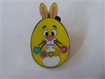 Disney Trading Pin 127803 HKDL - Spring 2018 - Easter Eggs Mystery - Rabbit