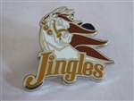 Disney Trading Pins 127839 Fantasyland Football Mystery Pack - Jingles