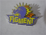 Disney Trading Pins 127850 Fantasyland Football Mystery Pack - Figment