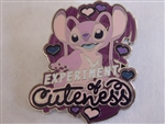 Disney Trading Pin 127941 Angel - Experiment of Cuteness