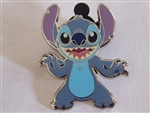 Disney Trading Pin 127943 Stich and Angel 2 Pin Set - Stitch Only