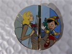 Disney Trading Pin 127987 DLR - Once Upon A Time - Pin of the Month - Pinocchio