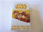 Disney Trading Pins 128005 Star Wars SOLO LR Mystery Pin Box
