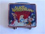 Disney Trading Pin  128031 WDW - Pin Of The Month - Lunch Time Tales - Alice in Wonderland