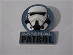 Disney Trading Pin 128099 DLR/WDW - Star Wars - Imperial Patrol Surprise Release