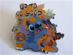 Disney Trading Pin 128126 DLR/WDW - Stitch Up to No Good