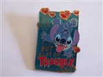 Disney Trading Pin 128127 DLR/WDW - Stitch So Cute But a Lot of Trouble