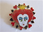 Disney Trading Pin 128134 SDR - Alice Through the Looking Glass - Red Queen Spinner