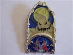 Disney Trading Pin 128159 DLR - Pin of the Month - Windows of Evil - Oogie Boogie