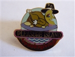 Disney Trading Pin   12823 WDW Resort - 1996 Thanksgiving Pleasure Island Cast Member Pin