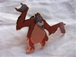 Disney Trading Pins 12824: Jungle Book Core Series - King Louie