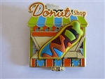 Disney Trading Pins 128242 Disney Donut Shop - Pin of the Month - Goofy