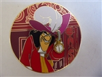 Disney Trading Pin 128268 DSSH - Dark Tales - Captain Hook - Surprise Release