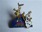 Disney Trading Pin  128292 DLP - Disney Stars on Parade - 25th Anniversary - Olaf and Sven