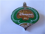 Disney Trading Pin 128360 DLR - Gingerbread House Collection 2017 - Disneyland Hotel
