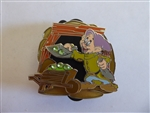 Disney Trading Pin  128400 DS - May 2018 Park Pack - Snow White - Dopey Version 2