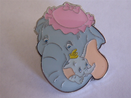 disney trading pin 128401 loungefly dumbo and mom cuddle
